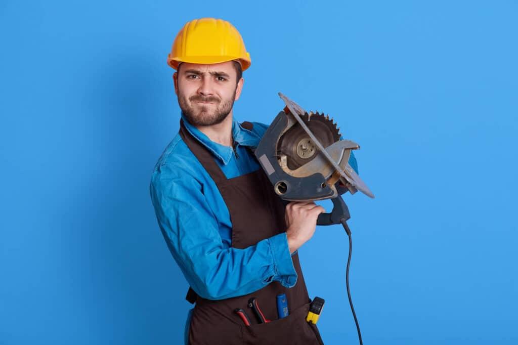 types of circular saw