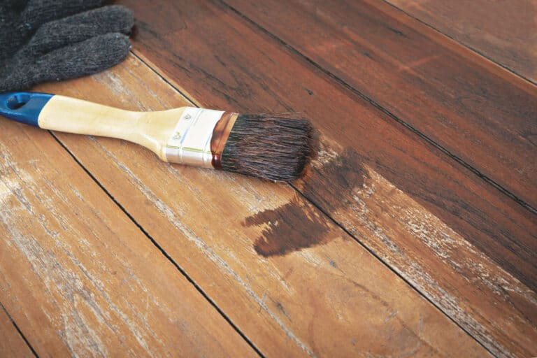 How Long Does It Take For Wood Stain to Dry